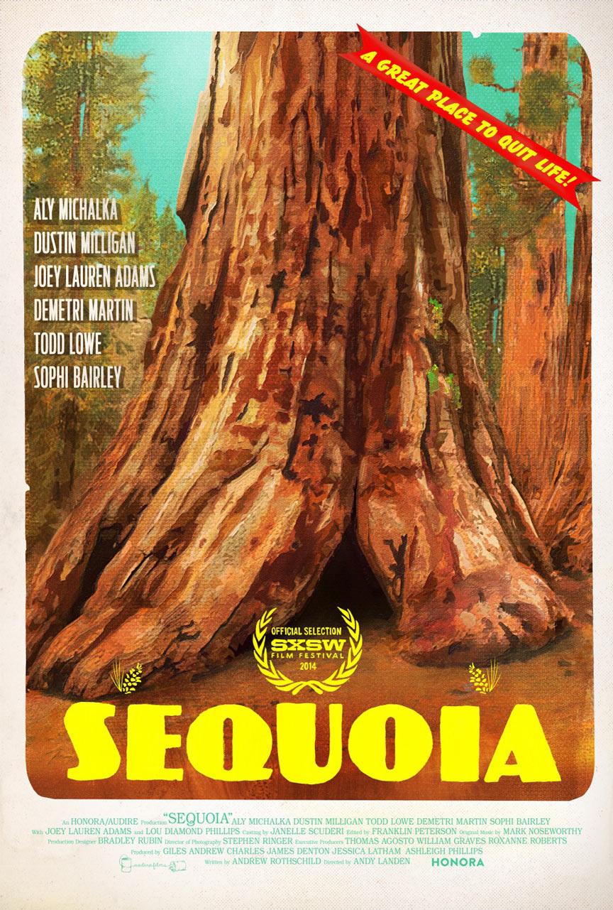 Sequoia Poster #1