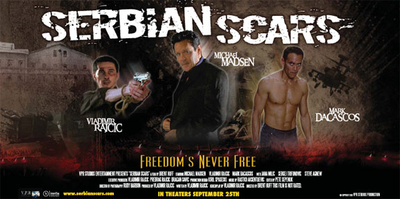 Serbian Scars Poster #3