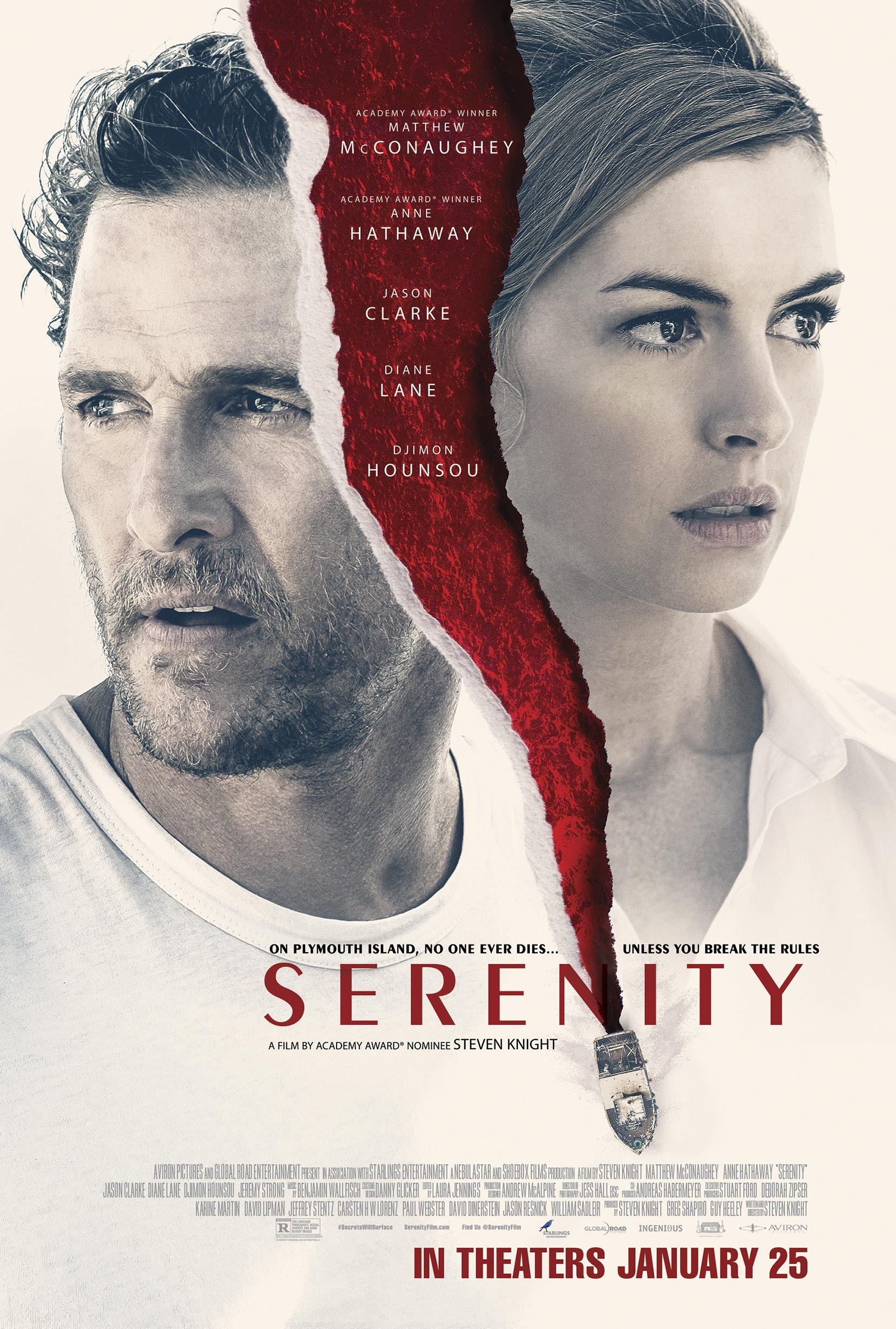Serenity Poster #1