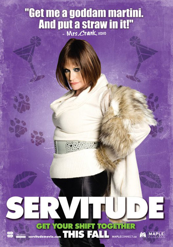 Servitude Poster #2