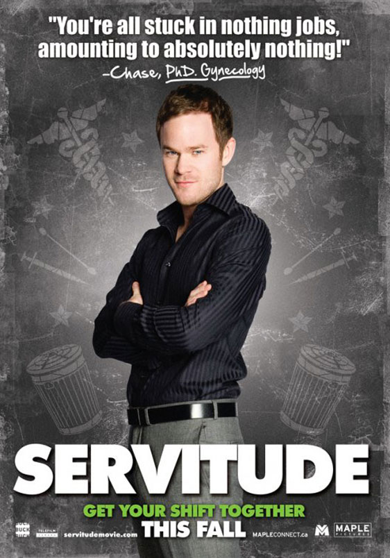 Servitude Poster #4