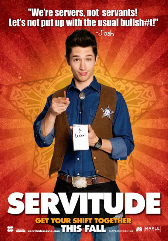 Servitude Poster #1