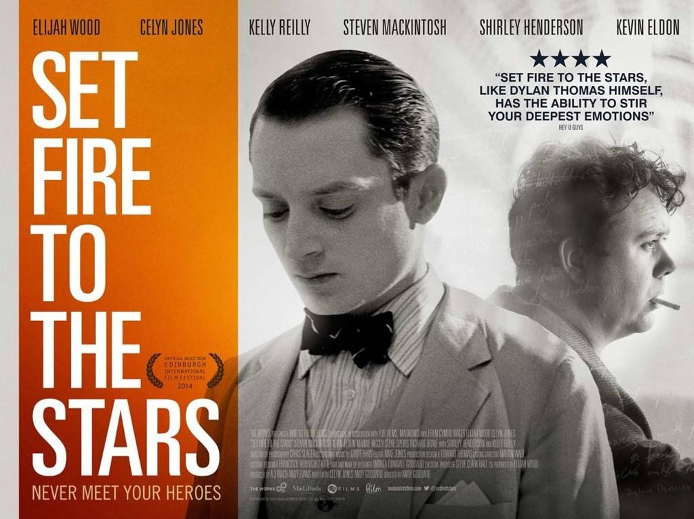 Set Fire to the Stars Poster #1