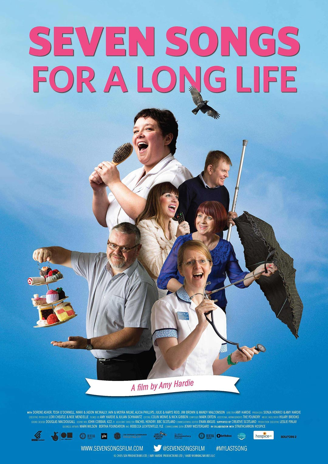 Seven Songs for a Long Life Poster #1
