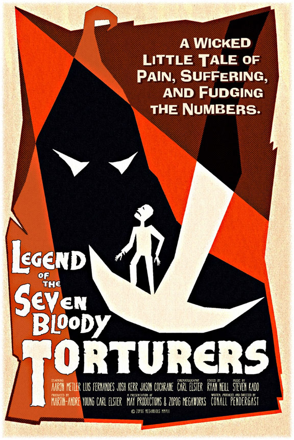Legend of the Seven Bloody Torturers Poster #1