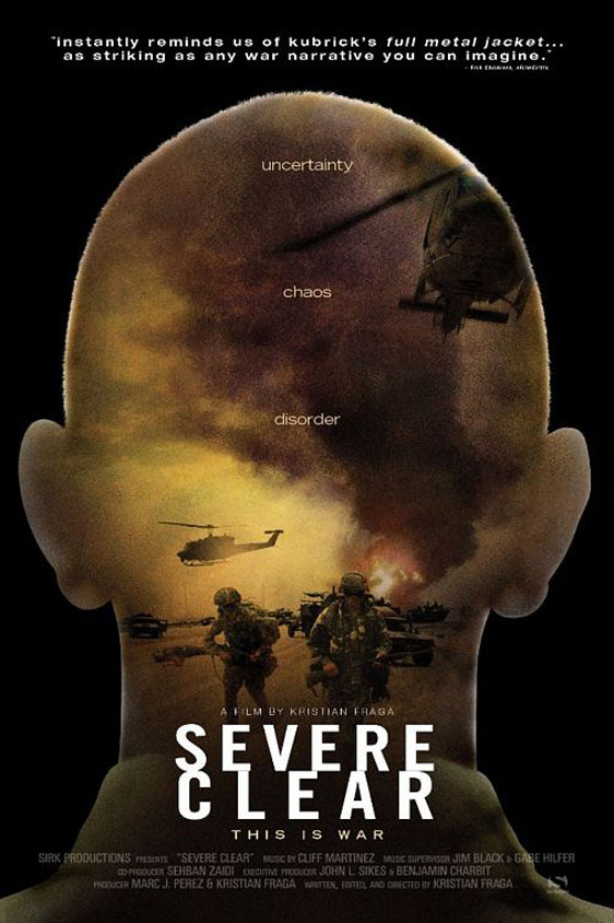 Severe Clear Poster #1
