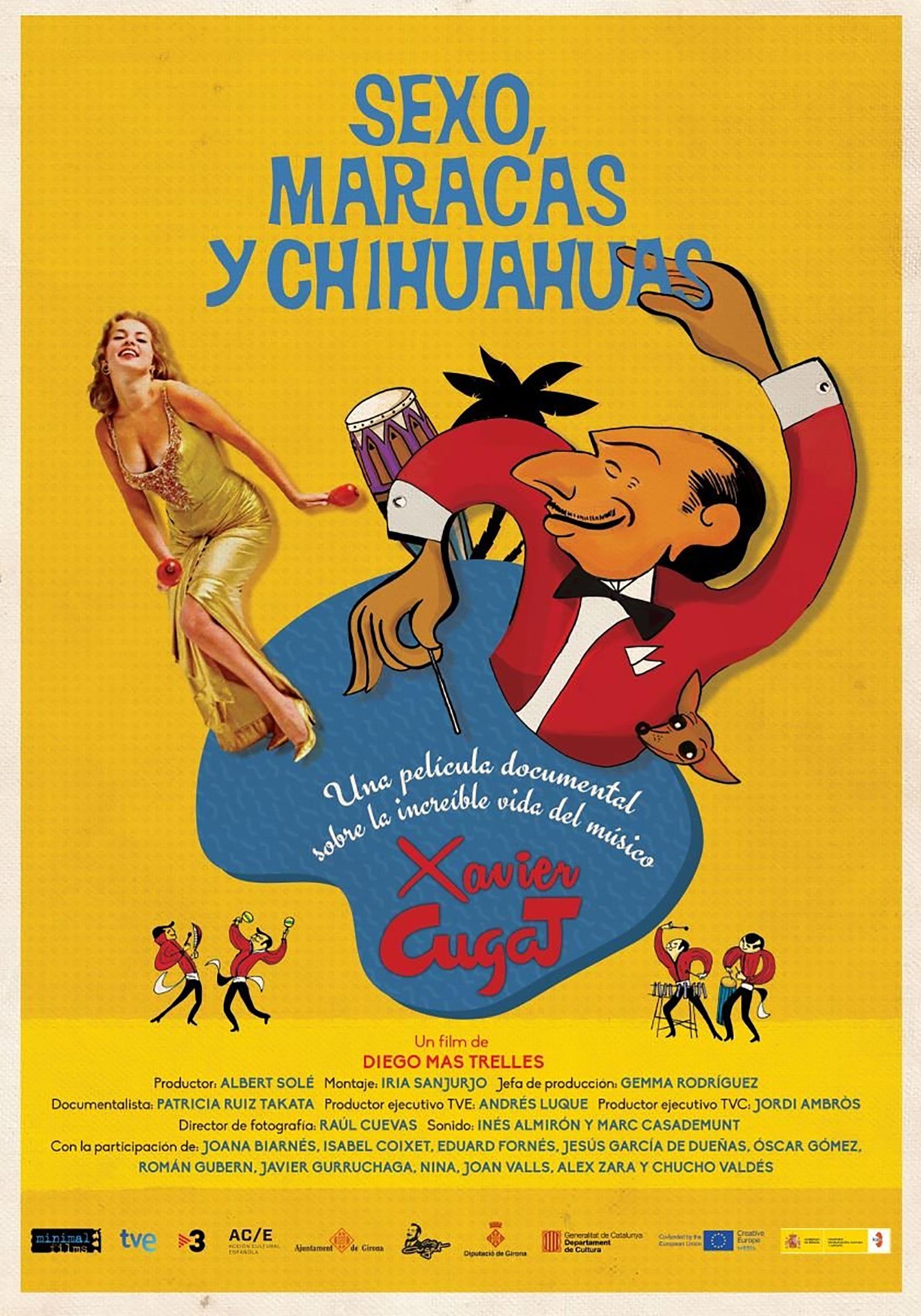 Sex, Maracas & Chihuahuas Poster #1