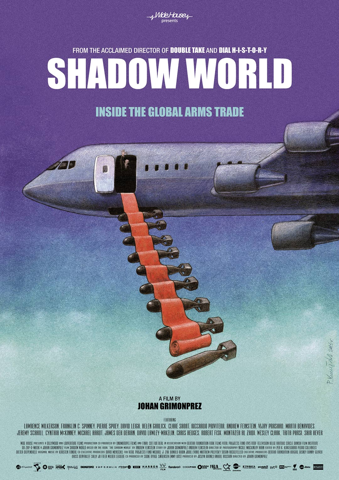 Shadow World Poster #1