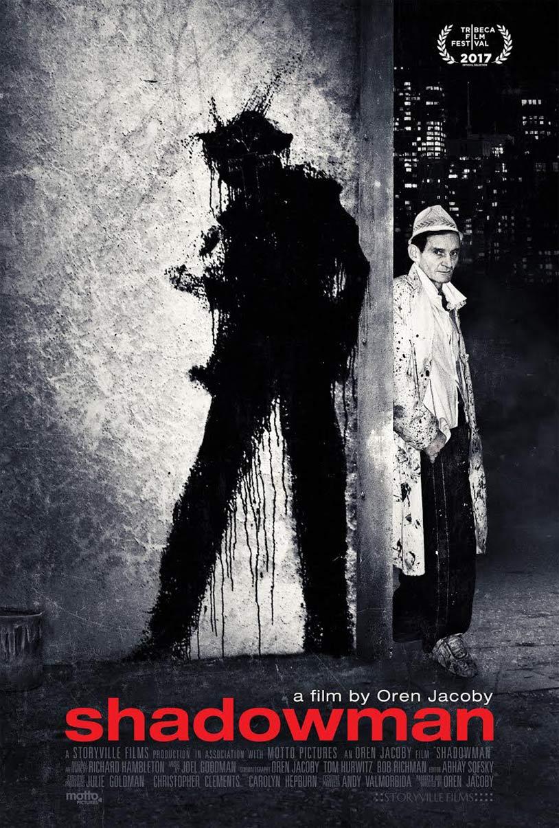 Shadowman Poster #1