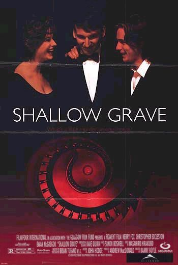 Shallow Grave Poster #1