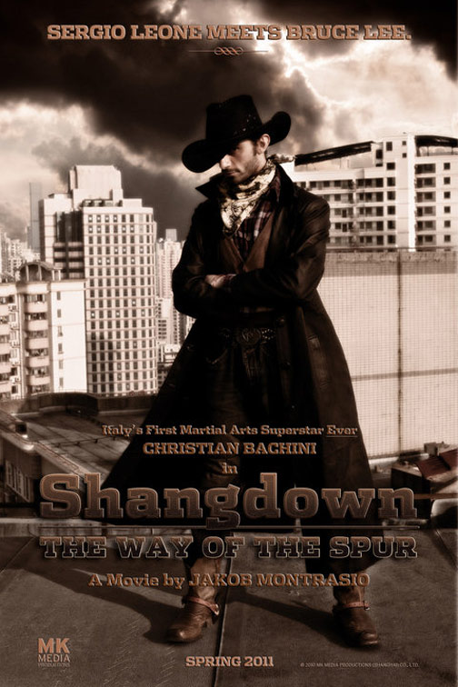 Shangdown: The Way of the Spur Poster #2