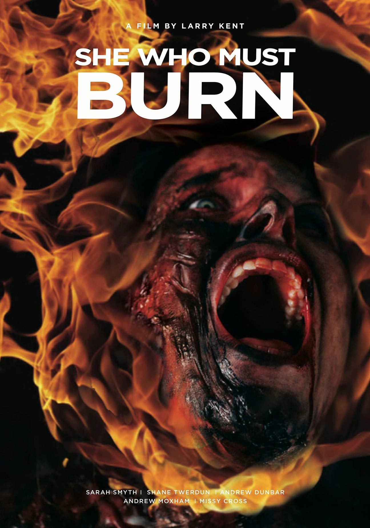 She Who Must Burn Poster #1
