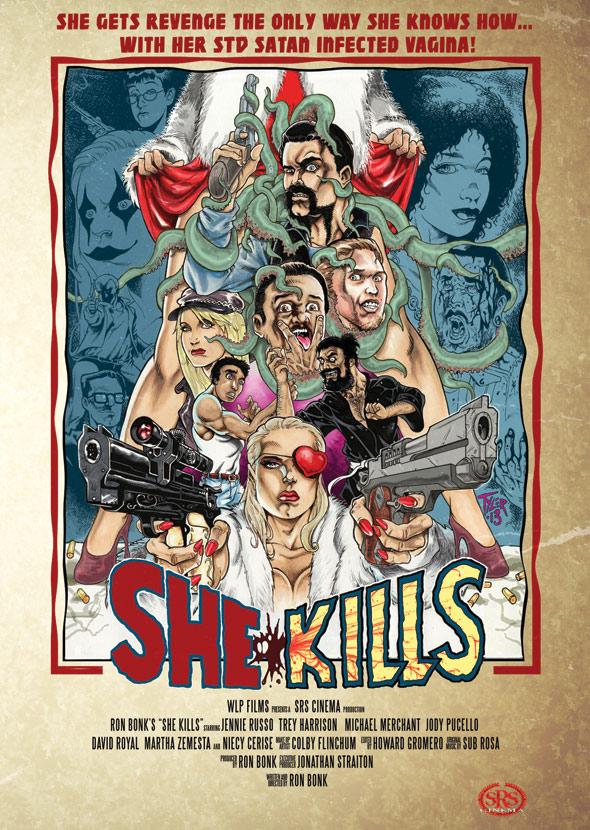 She Kills Poster #1