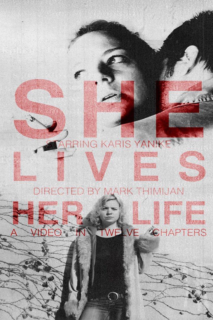 She Lives Her Life Poster #1