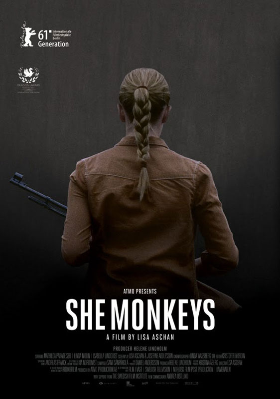 She Monkeys Poster #1
