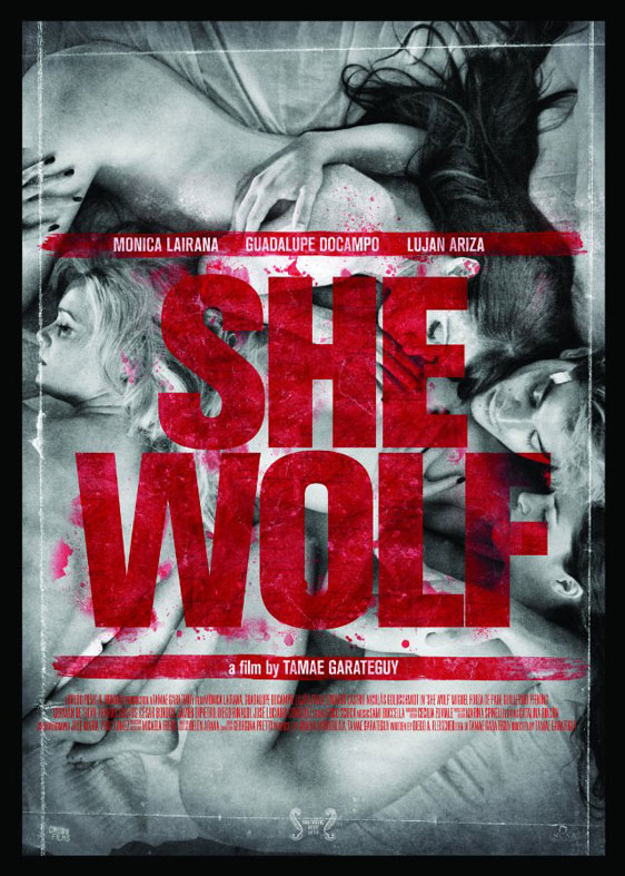 She Wolf (Mujer lobo) Poster #1