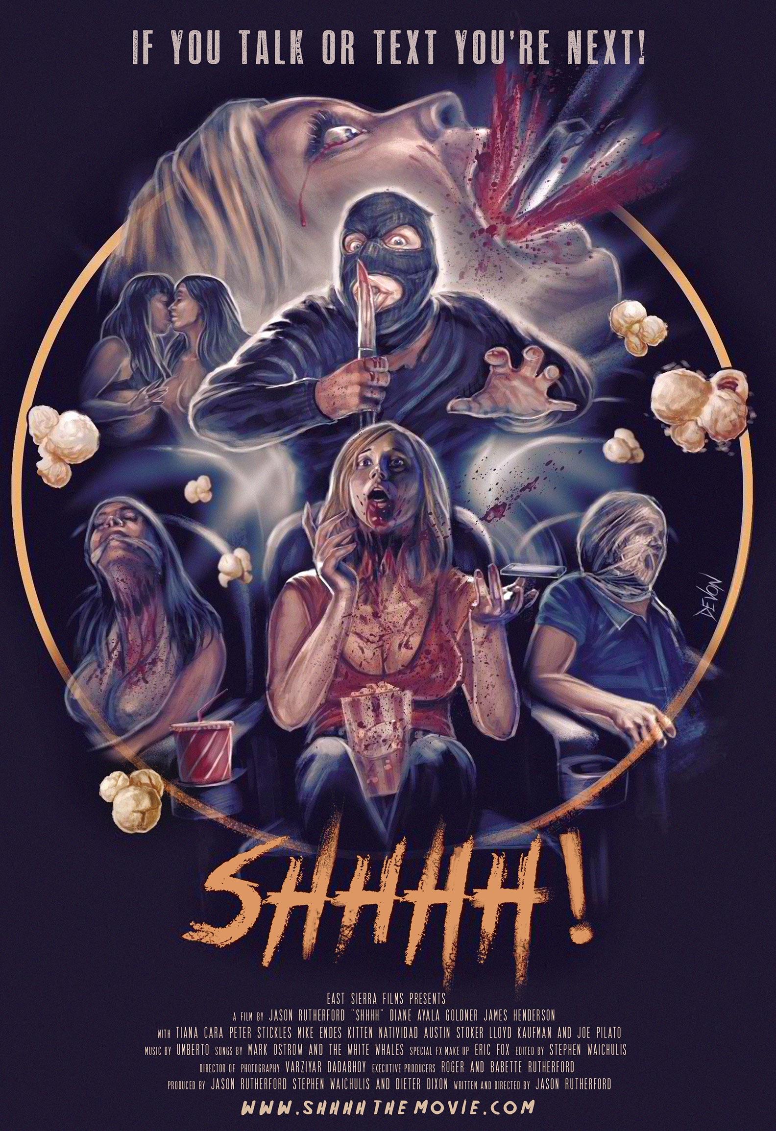 Shhhh Poster #1