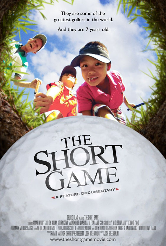 The Short Game Poster #1