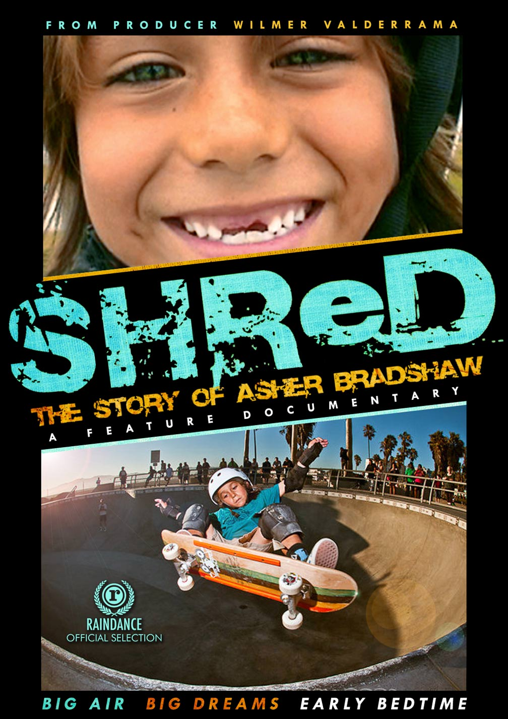 SHReD: The Story of Asher Bradshaw Poster #1