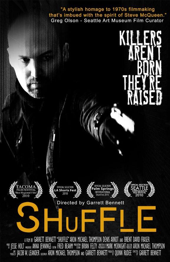 Shuffle Poster #1