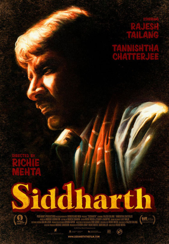 Siddharth Poster #1