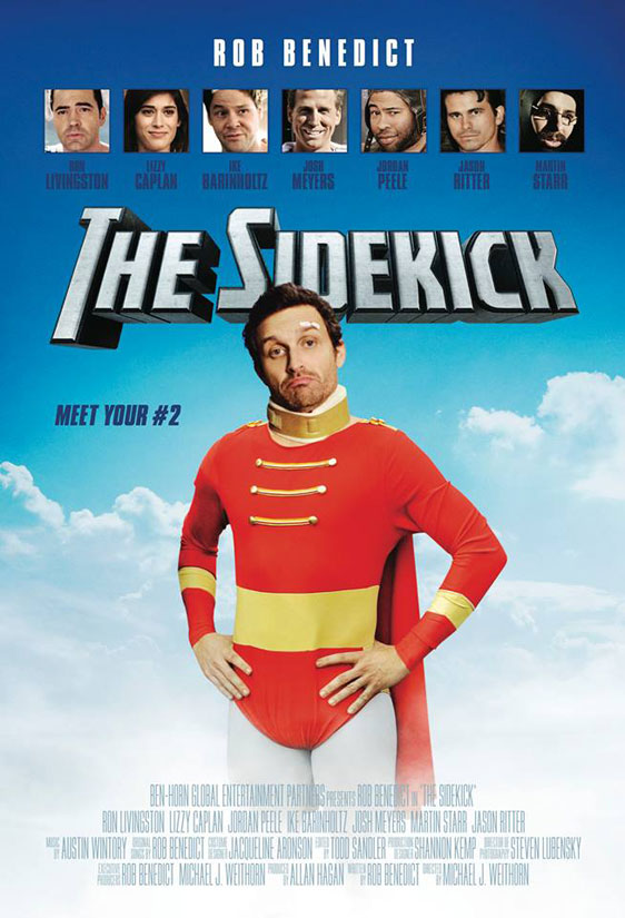 The Sidekick Poster #1