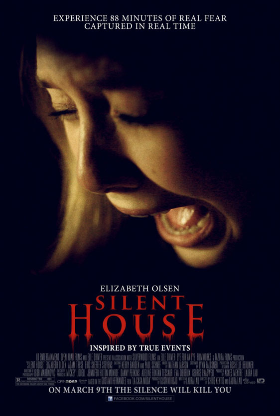 Silent House Poster #1