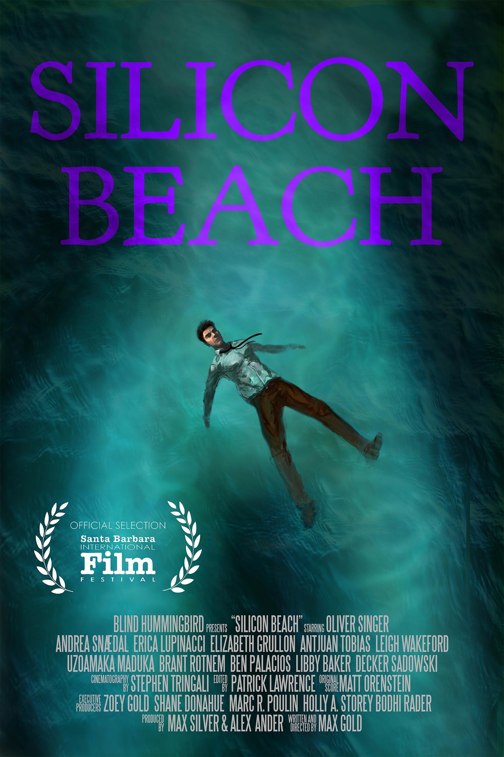 Silicon Beach Poster #1
