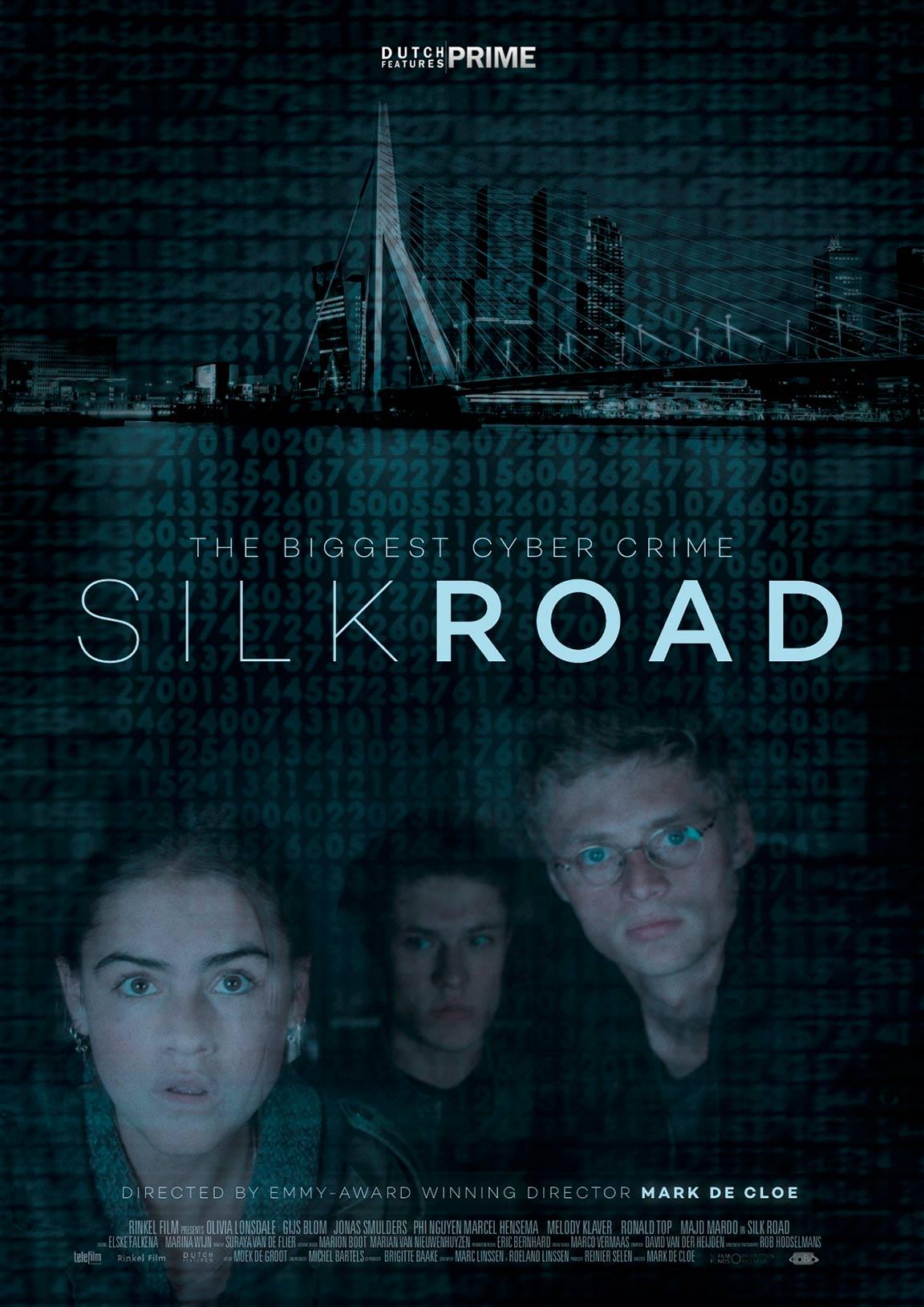 Silk Road Poster #1