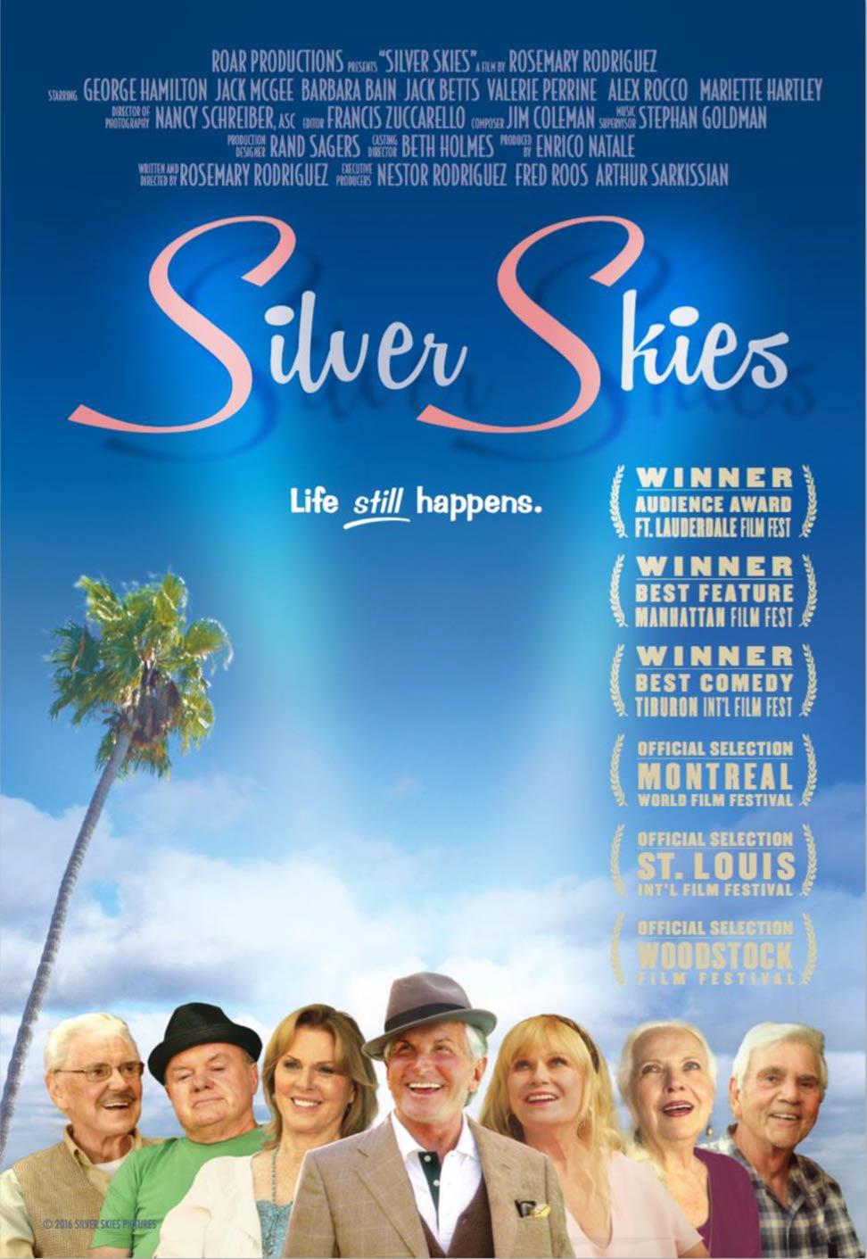 Silver Skies Poster #1