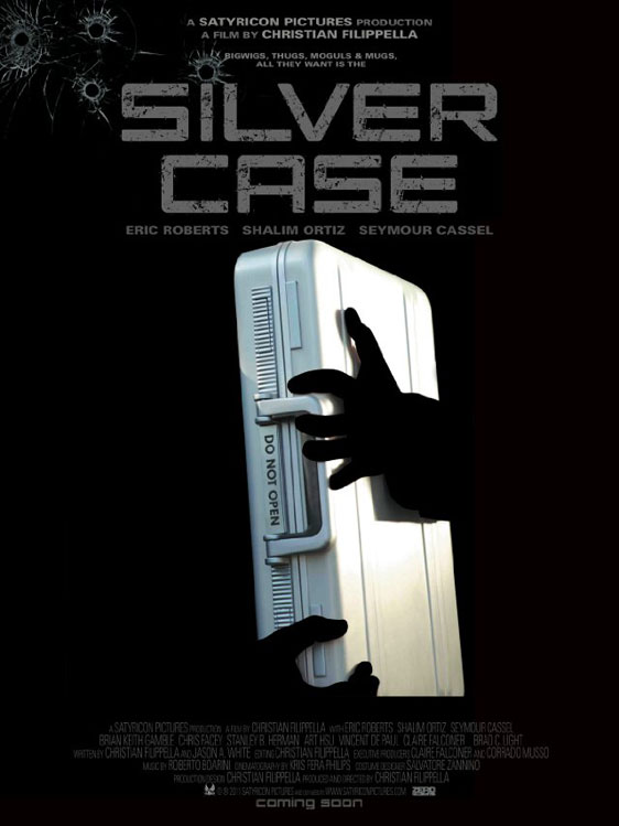 Silver Case Poster #1