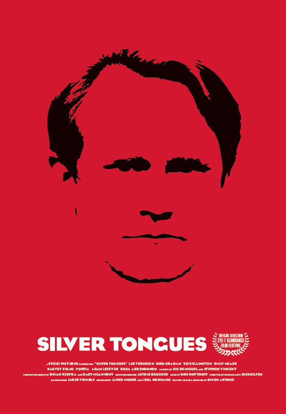 Silver Tongues Poster #1
