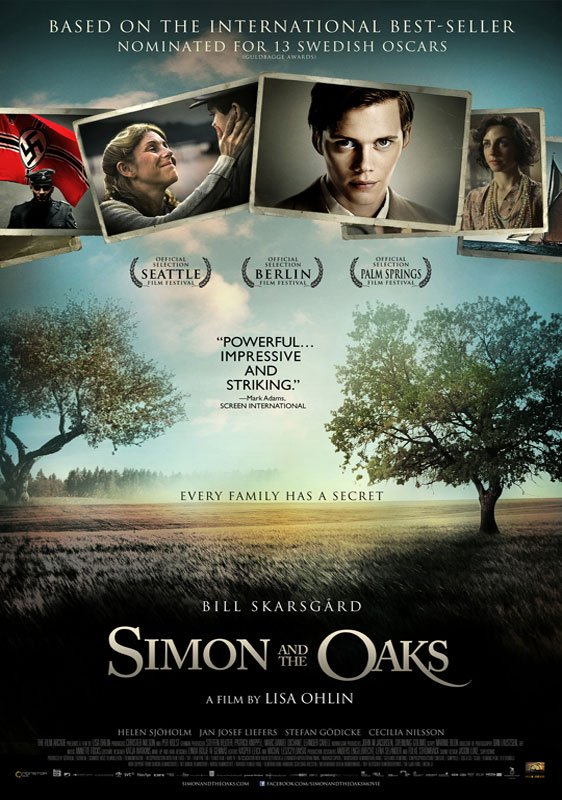Simon and the Oaks Poster #1