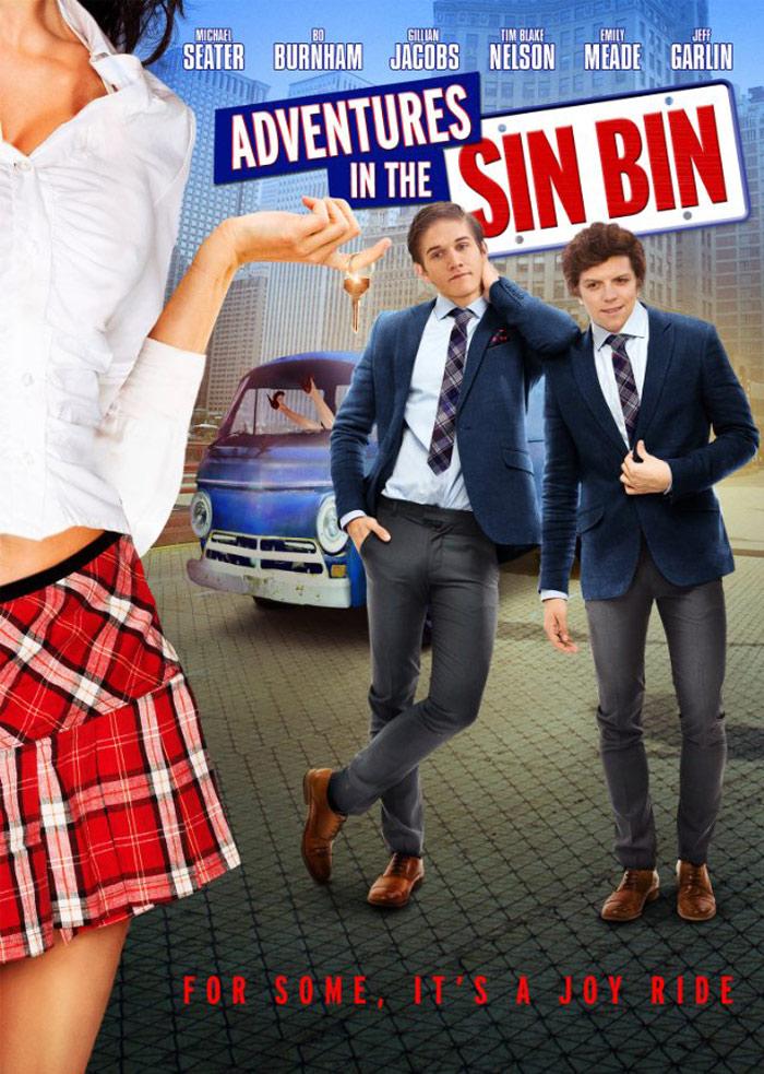 Sin Bin Poster #1