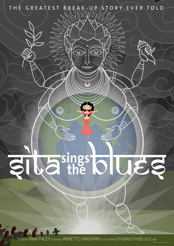 Sita Sings the Blues Poster #1