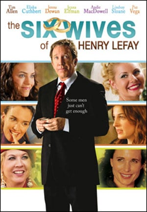 The Six Wives of Henry Lefay Poster #2