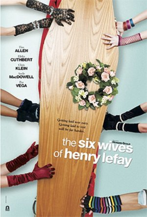 The Six Wives of Henry Lefay Poster #1