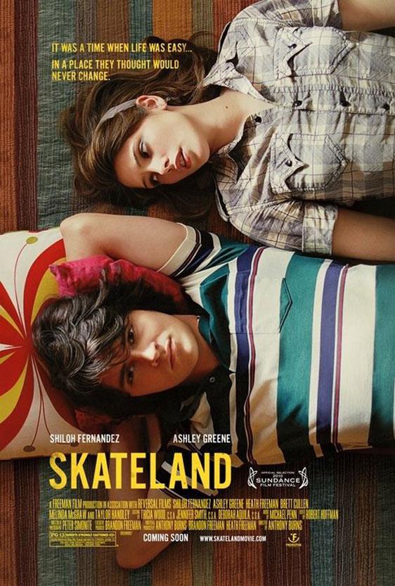 Skateland Poster #2