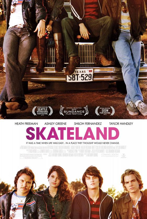 Skateland Poster #3