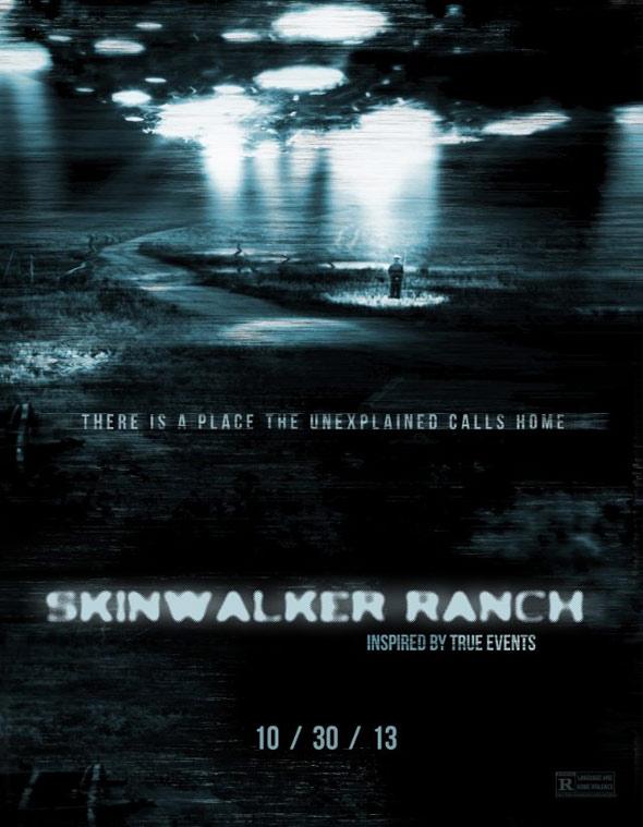 Skinwalker Ranch Poster #1