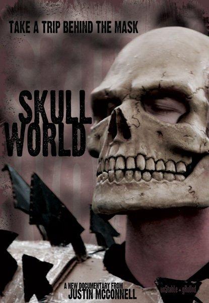 Skull World Poster #1
