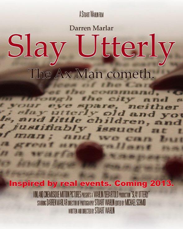 Slay Utterly Poster #1