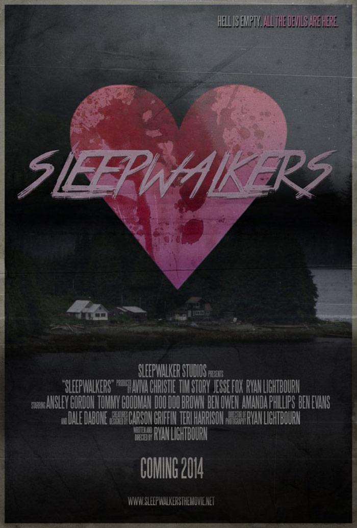 Sleepwalkers Poster #1