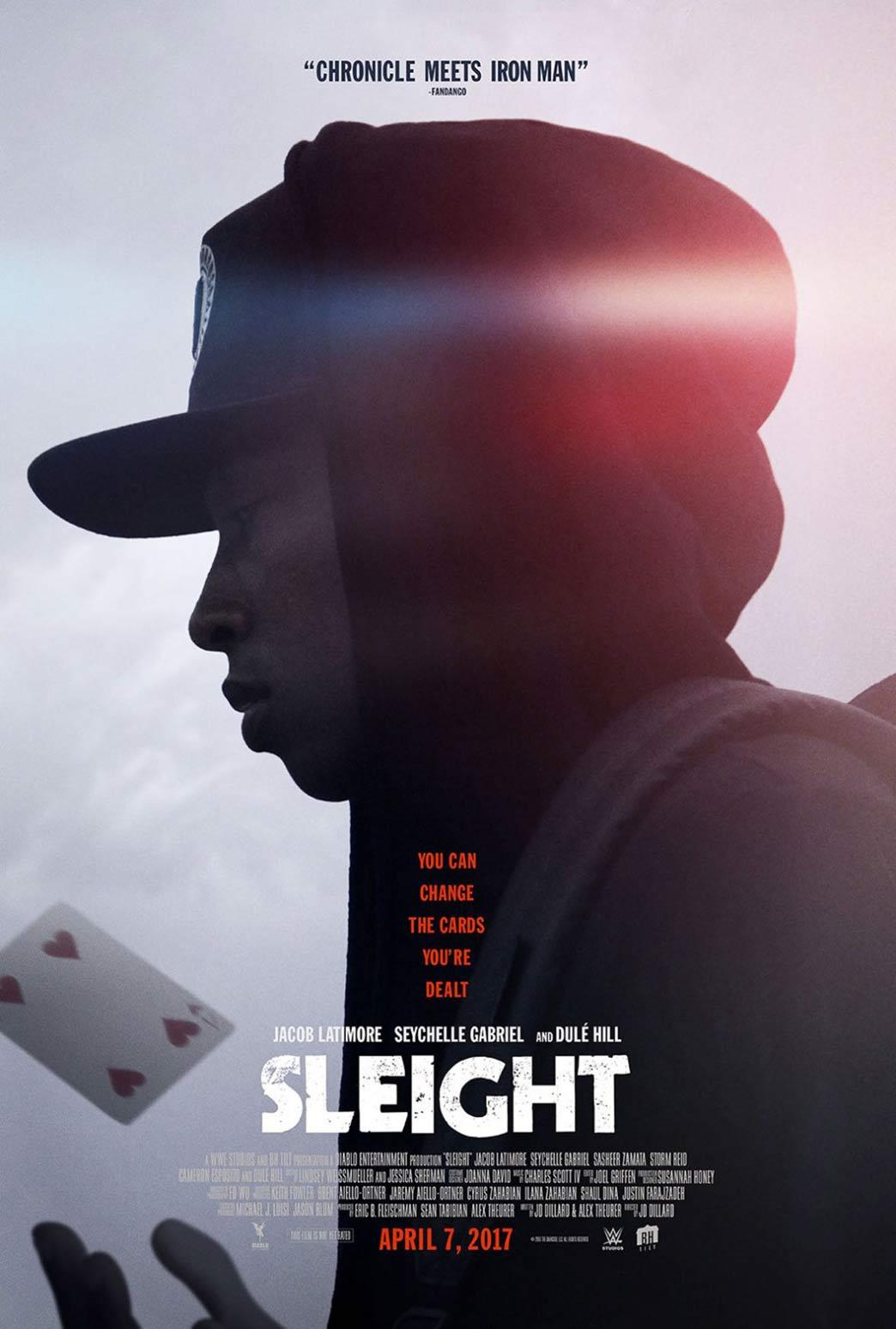 Sleight Poster #2