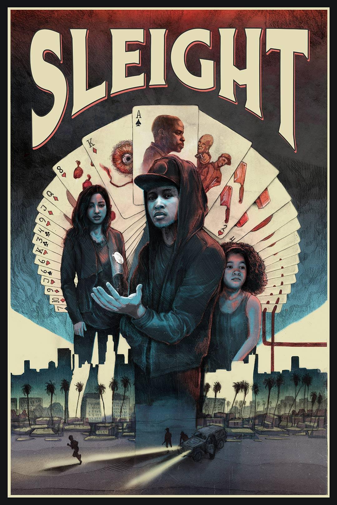 Sleight Poster #1