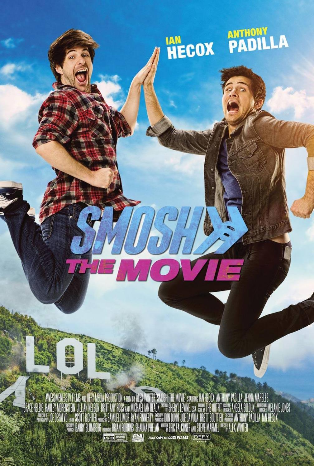 Smosh: The Movie Poster #1