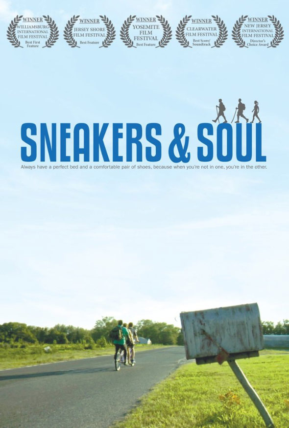 Sneakers & Soul Poster #1