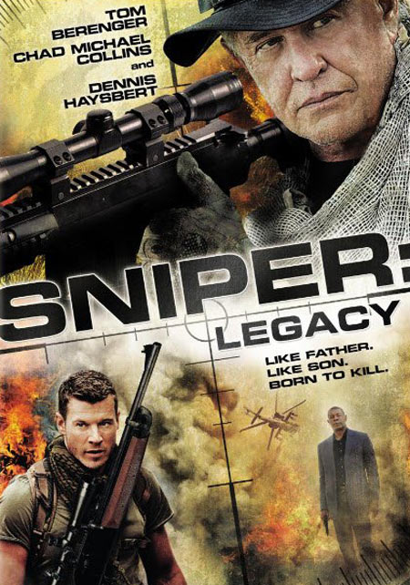 Sniper: Legacy Poster #1