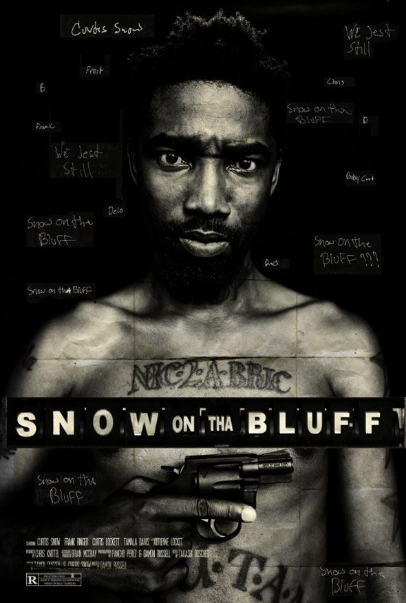 Snow on Tha Bluff Poster #1