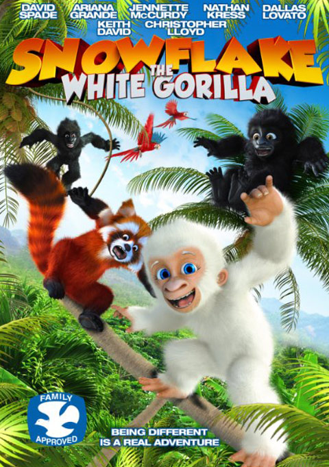 Snowflake, the White Gorilla Poster #1